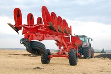 Free Workable Plow Stock Photos - 15595733