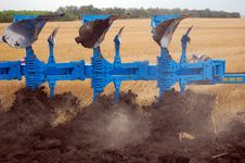Free Workable Plow Stock Photography - 15595782