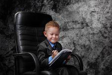 Free The Little Boy Stock Photo - 15595850