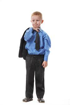 Free The Little Boy Stock Photos - 15596093