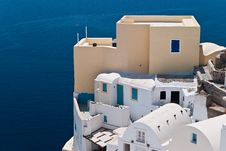 Free Santorini Ia Royalty Free Stock Photos - 15596498