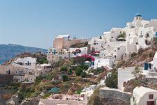 Free Santorini Royalty Free Stock Images - 15596509