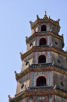 Free Golden Pagoda Stock Photo - 15596690