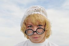 Free Glasses, Round And Increase Royalty Free Stock Photos - 15596778