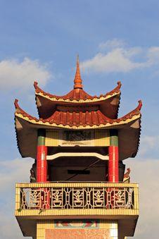 Free Pavilion Royalty Free Stock Photography - 15596847