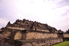 Free Borobudur, Indonesia Stock Photo - 15598110