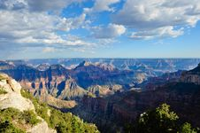 Free North Rim Grand Canyon National Park Royalty Free Stock Image - 15598326