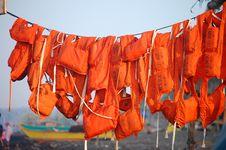 Free Life Jackets Stock Image - 15598431