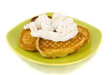 Free Thick Pancake Stock Photography - 15598482