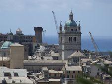 Free Genova-Liguria-Italy - Creative Commons By Gnuckx Royalty Free Stock Image - 155918716