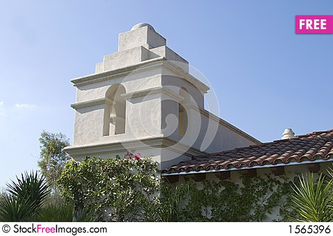 Free California Mission Royalty Free Stock Image - 1565396