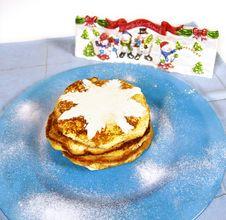 Free Pancakes Stock Image - 1560041