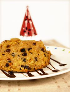Free Raisin Cake Royalty Free Stock Image - 1560196