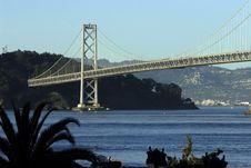 Free Bay Bridge Stock Images - 1560764