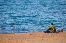 Free Fishing Trip Royalty Free Stock Image - 1561066
