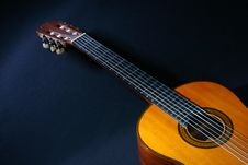 Free Acoustic Guitar Stock Photography - 1561252