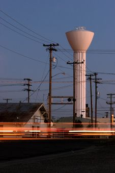 Free Water Tower Stock Photos - 1561393