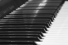 Free Piano Royalty Free Stock Photography - 1561817