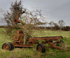 Free Derelict Machine Stock Images - 1562174