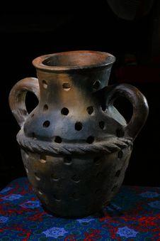 Free Pottery Vase Stock Image - 1562541