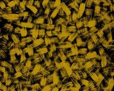 Free Background Brushstroke Yellow Stock Photography - 1562982