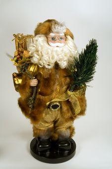 Free Modern Santa Royalty Free Stock Photography - 1563657