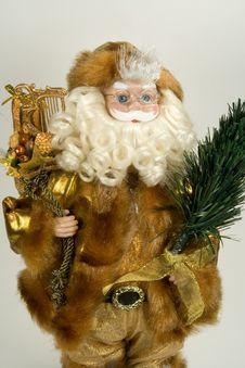 Modern Santa Royalty Free Stock Photos
