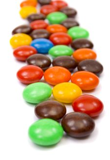 Free Colorful Candies Royalty Free Stock Photography - 1563907