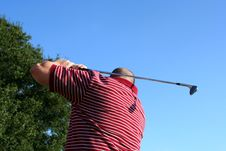 Free Golf Swing Royalty Free Stock Photos - 1563938