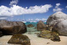 Free Granite Beach Royalty Free Stock Images - 1564389