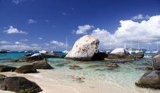 Free Granite Beach Royalty Free Stock Images - 1564429