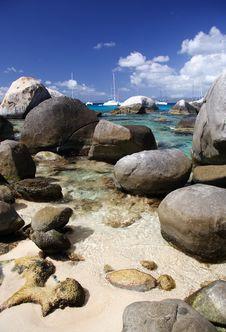 Free Granite Beach Stock Photos - 1564483