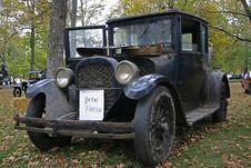 Free 1924 Dodge Coupe Stock Photo - 1565260
