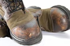 Free Boots Royalty Free Stock Photos - 1566438