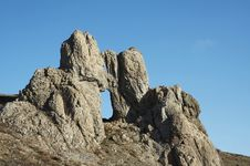 Free Beautiful Rock Royalty Free Stock Photos - 1566778