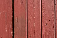 Free Red Wood Grain Royalty Free Stock Photography - 1567877
