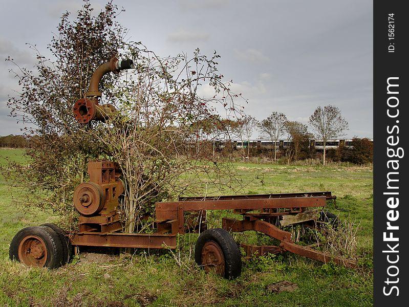 Derelict Machine