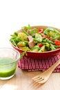 Free Potato And Tuna Salad Stock Photo - 15606600