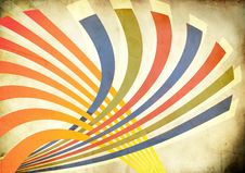 Free An Abstract Retro Background Royalty Free Stock Images - 15600349