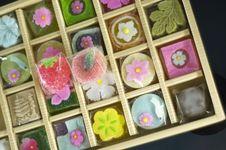 Free Box Of Delicacy Stock Image - 15603011
