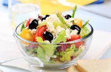 Free Greek Salad Stock Images - 15604104