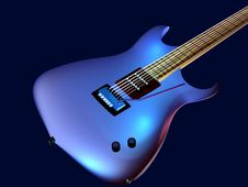 Free Electric Guitar Royalty Free Stock Image - 15605336