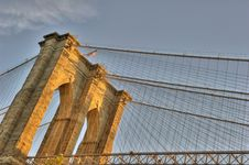 Free Brooklyn Bridge Stock Photo - 15606490