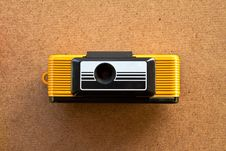 Free Toy Camera Stock Image - 15606631