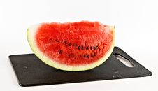 Free Piece Of Water-melon Stock Photography - 15607492