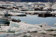 Free Jokulsarlon Lake - Iceland. Royalty Free Stock Image - 15607676