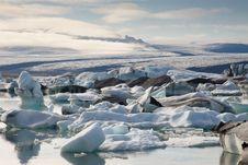 Free Jokulsarlon Lake - Iceland Royalty Free Stock Photo - 15607695