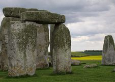 Free Stonehenge Strong Stock Photography - 15608342