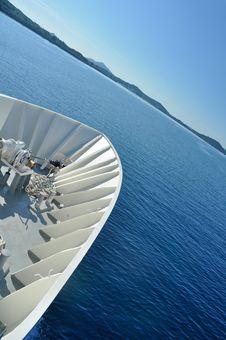 Free Sea Cruise Stock Image - 15608561