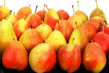 Free Juicy, Sweet Pears Royalty Free Stock Images - 15609069